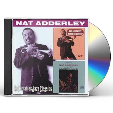 Nat Adderley SAYIN SOMETHIN / LIVE AT MEMORY LANE CD