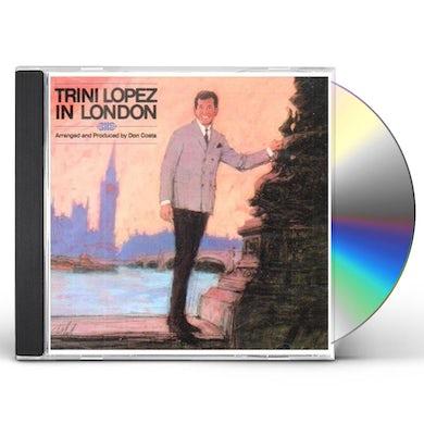 Trini Lopez IN LONDON CD