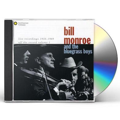 Bill Monroe LIVE 55-69 CD