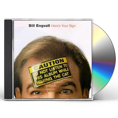 Bill Engvall HERE'S YOUR SIGN CD
