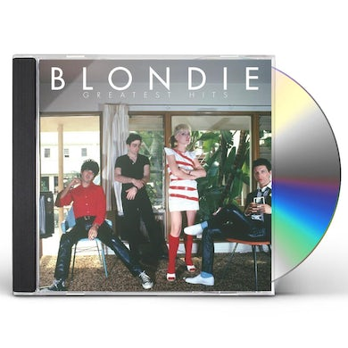 Blondie GREATEST HITS: SOUND & VISION CD