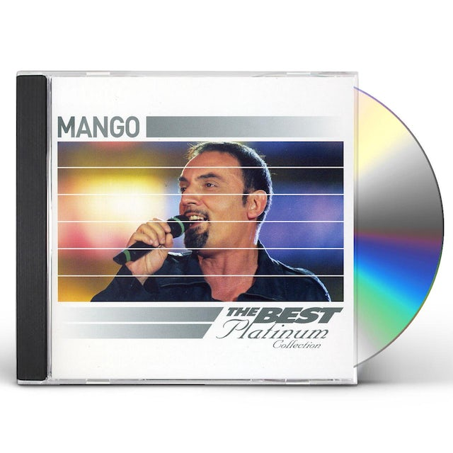 Mango BEST OF PLATINUM CD