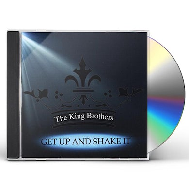 King Brothers GET UP & SHAKE IT CD