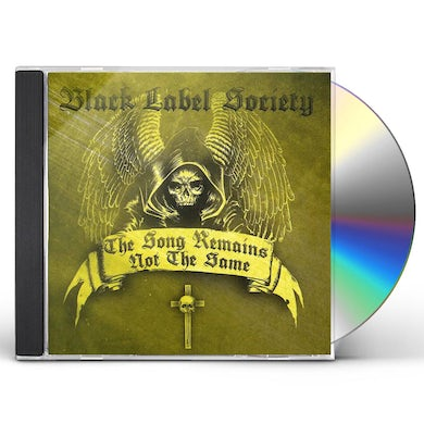 Black Label Society SONG REMAINS NOT THE SAME CD
