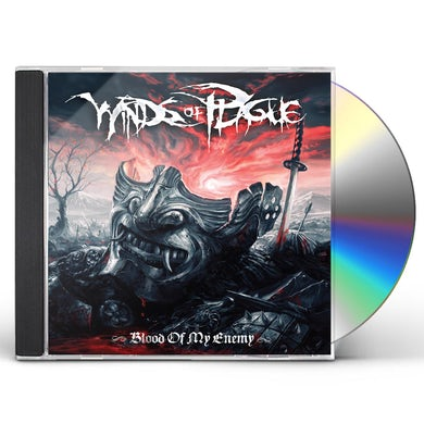 Winds Of Plague BLOOD OF MY ENEMY CD