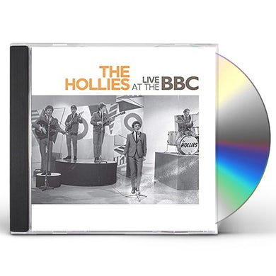The Hollies LIVE AT THE BBC CD