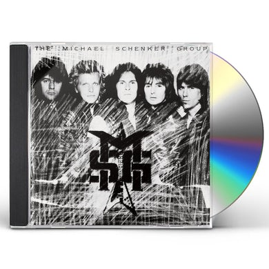 The Michael Schenker Group MSG CD