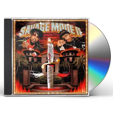 21 Savage SAVAGE MODE II CD