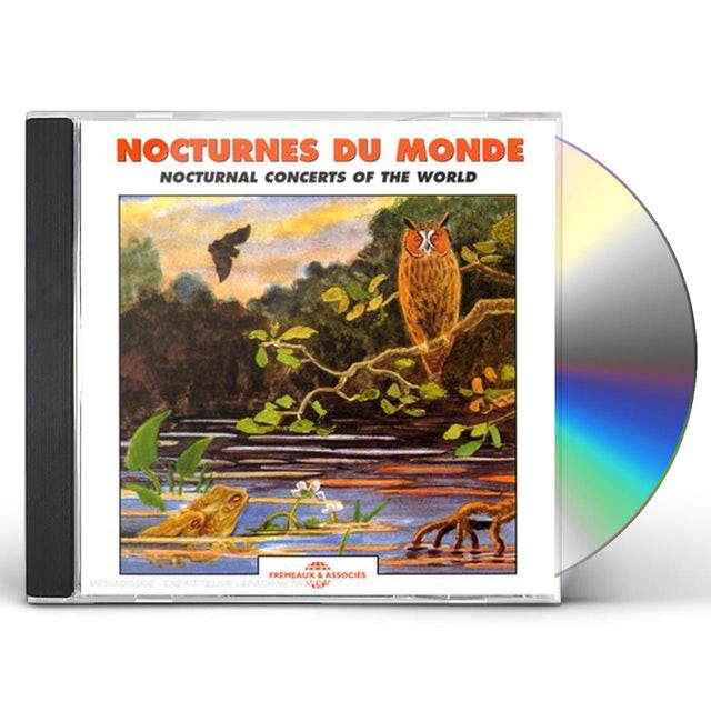 Sounds of Nature NOCTURNAL CONCERTS OF THE WORLD CD