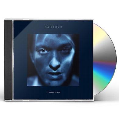 Malik Djoudi TEMPERAMENTS CD