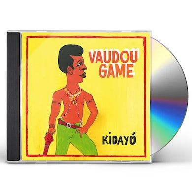 Vaudou Game KIDAYU CD