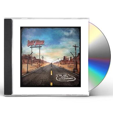 Wax Tailor BY ANY BEATS NECESSARY CD
