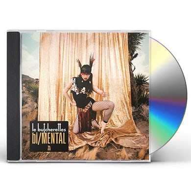 Le Butcherettes BI/MENTAL CD