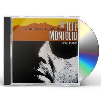 Tete Montoliu CATALONIAN FOLKSONGS: LIMITED CD