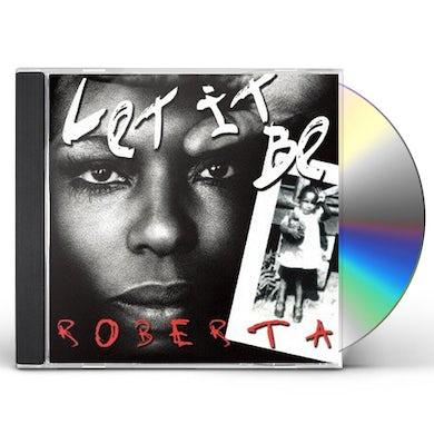 Roberta Flack LET IT BE CD