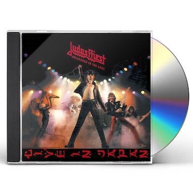 Judas Priest UNLEASHED IN EAST CD