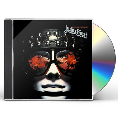 Judas Priest KILLING MACHINE CD