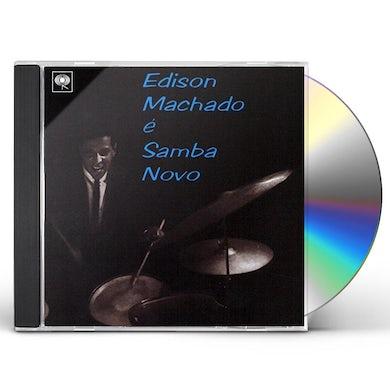 EDISON MACHADO E SAMBA NOVO CD