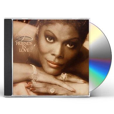 Dionne Warwick FRIENDS IN LOVE CD