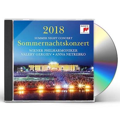 Valery Gergiev SUMMER NIGHT CONCERT 2018 CD