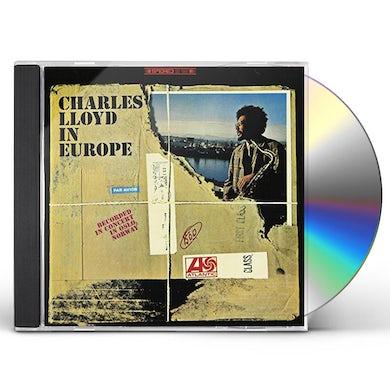 Charles Lloyd IN EUROPE CD