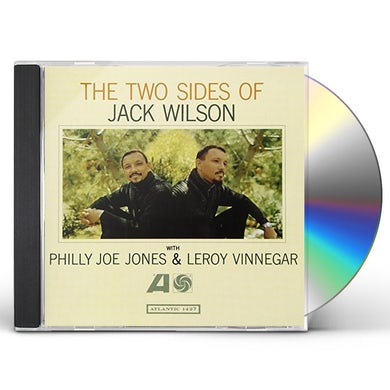 TWO SIDES OF JACK WILSON CD