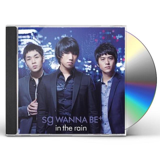 SG Wanna Be IN THE RAIN (LTD ED) CD