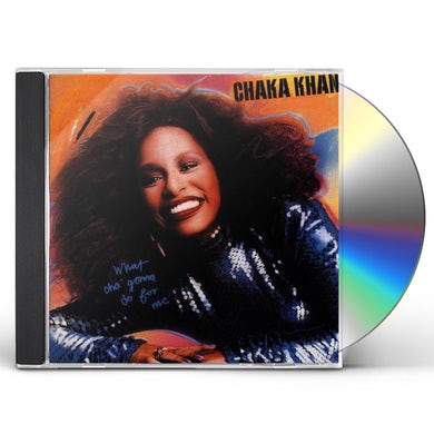 Chaka Khan WHAT CHA GONNA DO FOR ME: EXPANDED EDITION CD