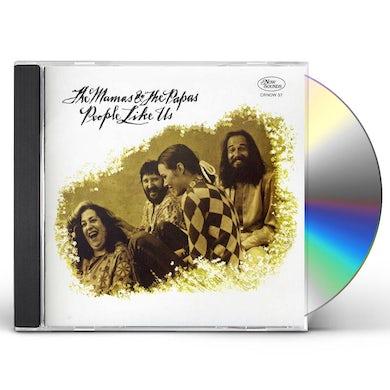 Mamas & Papas PEOPLE LIKE US CD