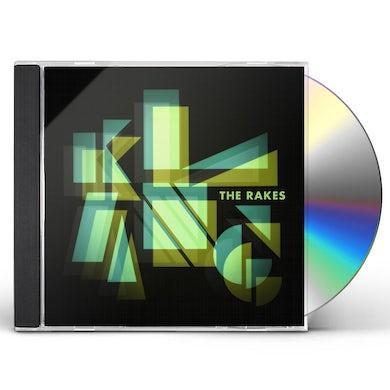 Rakes KLANG CD