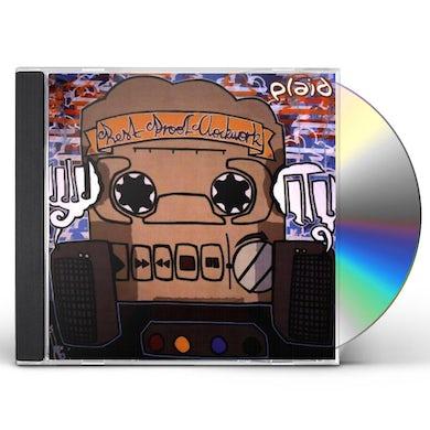 Plaid REST PROOF CLOCKWORK CD