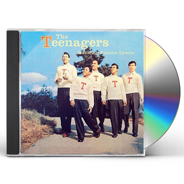 Teenagers FEATURING FRANKIE LYMON CD