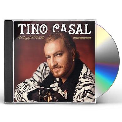 Tino Casal DE LA PIEL DEL DIABLO: LA COLECCION DEFINITIVA CD