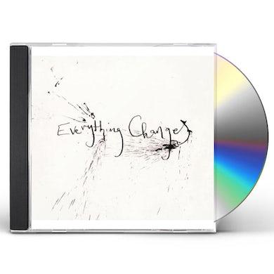 Rachel Sermanni EVERYTHING CHANGES CD