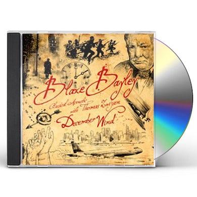 Blaze Bayley DECEMBER WIND CD