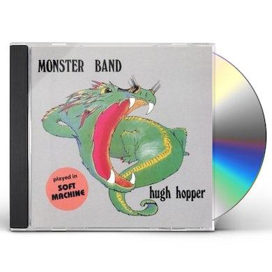 Hugh Hopper MONSTER BAND CD