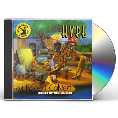 Robert Calvert HYPE CD