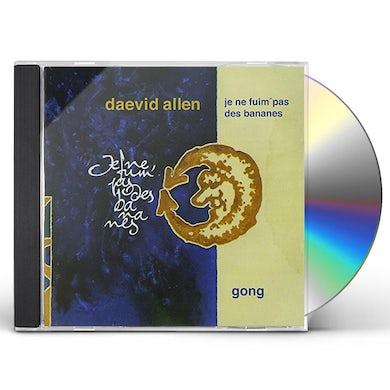 Daevid Allen JE NE FUIM PAS DE BANANES CD