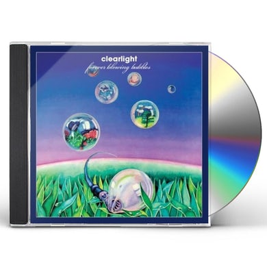 Clearlight FOREVER BLOWING BUBBLES CD
