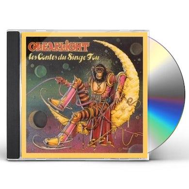 Clearlight LES CONTES DU SINGE FOU CD