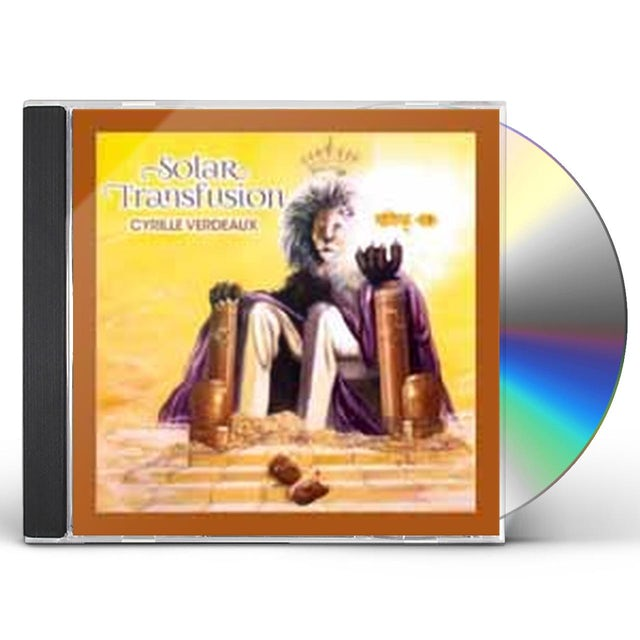 Clearlight SOLAR TRANSFUSION CD
