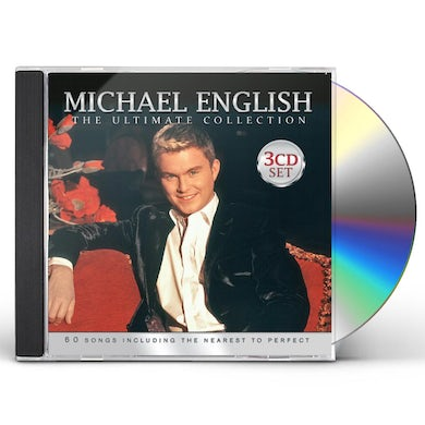 Michael English ULTIMATE COLLECTION CD