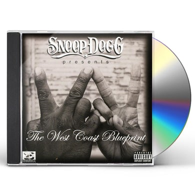 Snoop Dogg WEST COAST BLUE PRINT CD