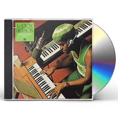 Leroy Hutson ANTHOLOGY 1972-1984 CD