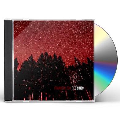 FRANKLIN ZOO RED SKIES CD