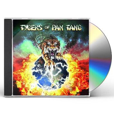 TYGERS OF PAN TANG CD