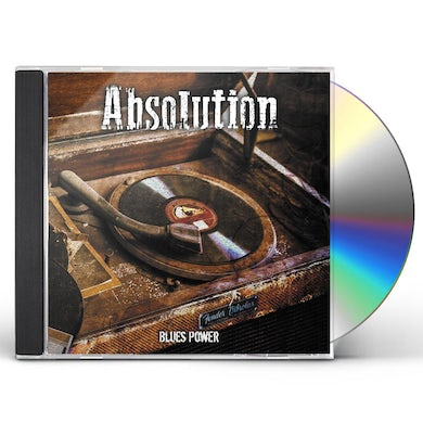 Absolution BLUES POWER CD