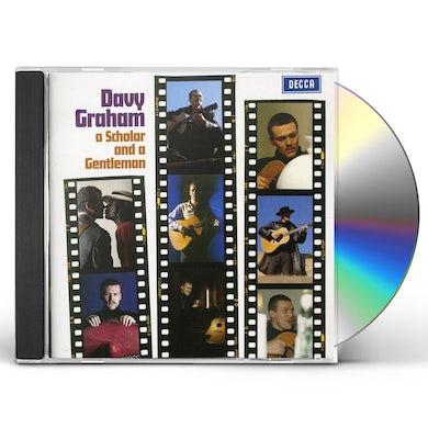 Davy Graham SCHOLAR & GENTLEMAN CD