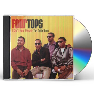 Four Tops I CAN'T HELP MYSELF: COLLECTION CD