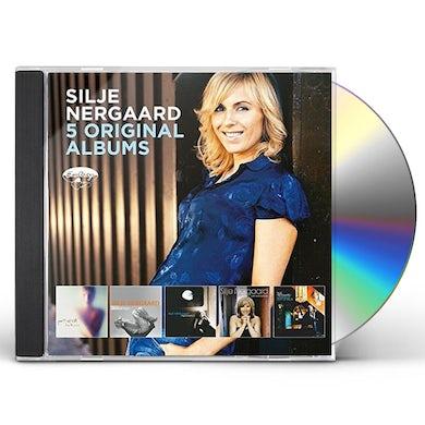 Silje Nergaard 5 ORIGINAL ALBUMS CD
